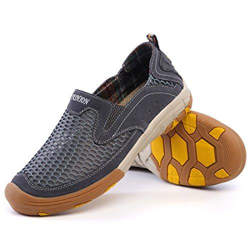 XCR1630 Grau Herren Aqua UK Schuhe Miyoopark 15U4qq
