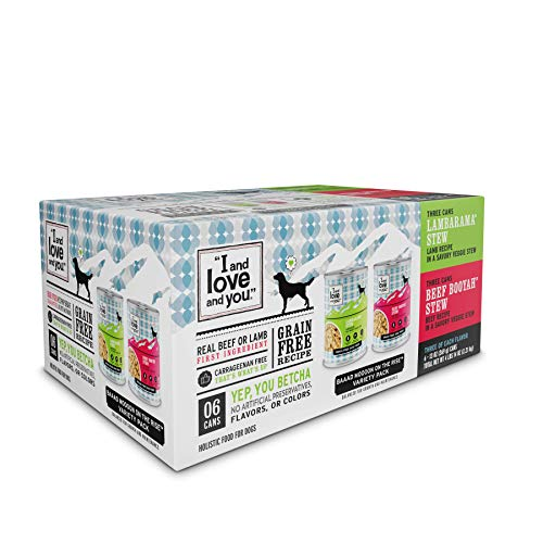 "🥇 I and love and you"" Naked Essentials Wet Dog Food – Grain Free and Canned"