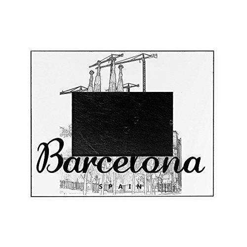 CafePress - Barcelona_10X8_Messagebag_Lasagradaf - Decorative 8x10 Picture Frame by CafePress