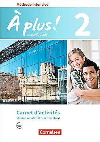 À plus 3 Carnet d/'activités mit Audios online