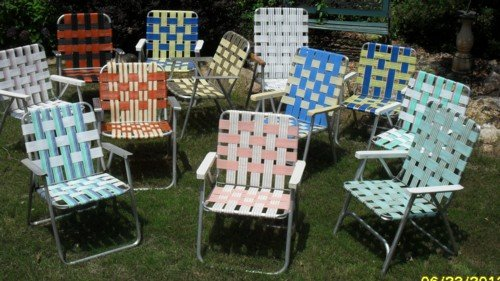 Wellington lawn chair re web kit 2 1 4 in wide 72 feet for Outdoor furniture wellington