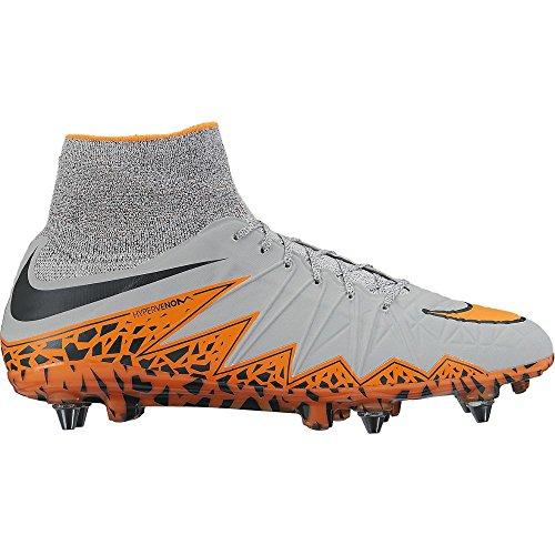 Pro Phantom SG Herren Nike Fußballschuhe Hypervenom Grau II EfOPOxX