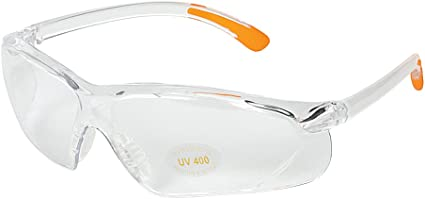2 Pair Bone Collector Centershot Clear Lens Safety Glasses Hunting Shooting