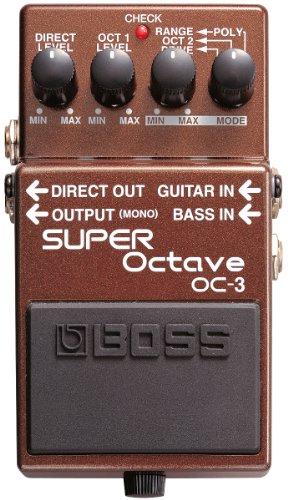 Boss OC-3 Dual Super Octave Pedal