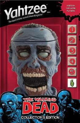 Yahtzee( The Walking Dead Collector's Edition)[YAHTZEE WALKING DEAD COLL/E][Other] - Usaopoly Collectors Toy