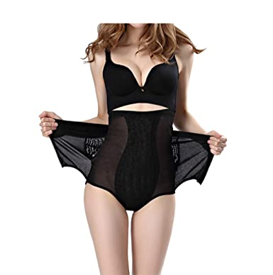 3744de078 Image Unavailable. Image not available for. Color  XDH-RTS Slimming Tummy  Control Panties for Women High Waist ...