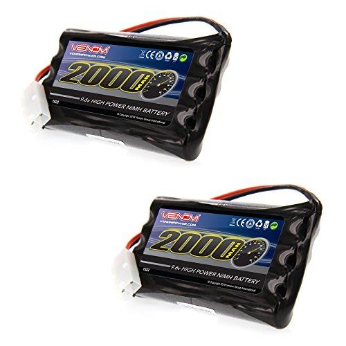 x2 car battery - 5