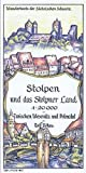 Stolpen und das Stolpner Land 1:20000: Wanderkarte der Sächsischen Schweiz. Zwischen Wesenitz und Polenztal.