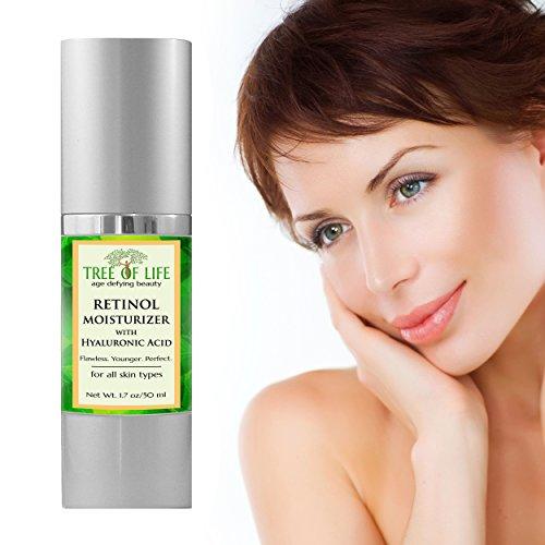 510m28fexTL - Retinol Moisturizer Face Cream - Clinical Strength