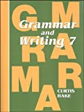 Saxon Grammar and Writing Student Textbook Grade 7, Steck-Vaughn Staff, 1419098543