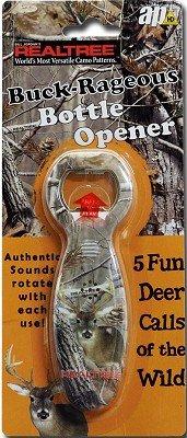 Talking Bottle Opener (Camo, Deer, Grunts, Bellows) by ()