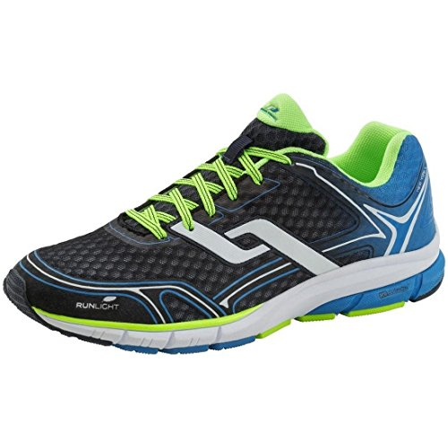 York Pro Ii M chaussure lime blau Touch Schwarz Run New aqqIPr
