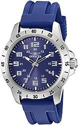 Invicta Men's 'Pro Diver' Quartz Stainless Steel Casual Watch (Model: 21836)