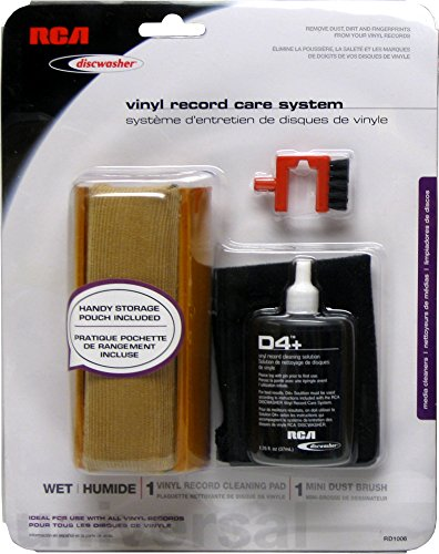Discwasher Record Cleaning Kit RD 1006