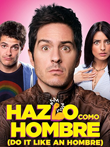 Large Product Image of Hazlo Como Hombre (English Subtitled)