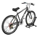 RAD Cycle Products Bicycle Storage Floor Stand Foldable Bike Rack