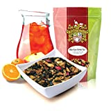 English Tea Store Herbal Loose Leaf Tea, Blue Eyes, 16 Ounce