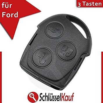 Ford Schlüssel Silikon Hülle Cover KA Focus Mondeo Fiesta C Max Cougar