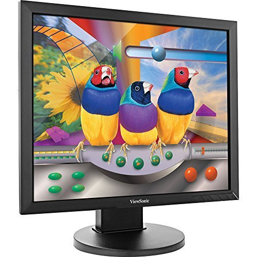 VIEWSONIC VG939SM 19 INCH 5:4 LED DISPLAY,FULLY ERGONOMIC,1280X1024,20M:1 MEGA DCR