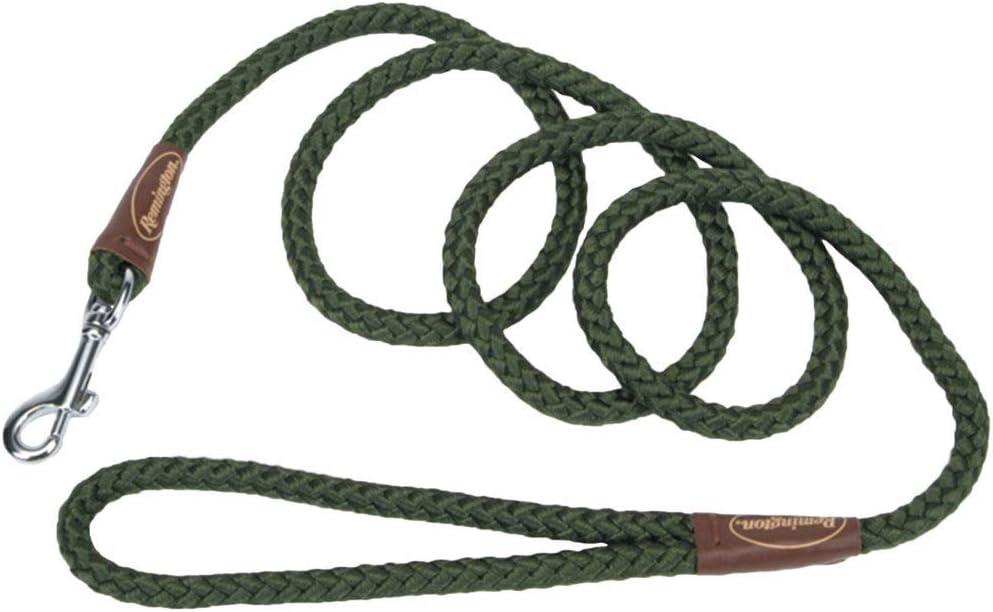 Remington Braided Rope Snap Dog Leash