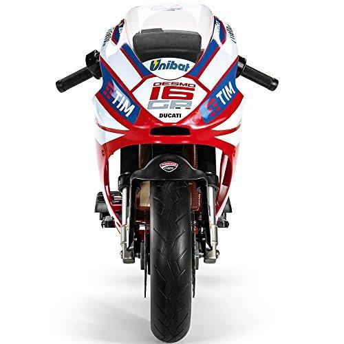e336c0c232f84 Peg Perego Moto Ducati GP 2014  Amazon.it  Giochi e giocattoli