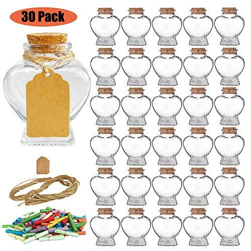 heart candy jar - 2