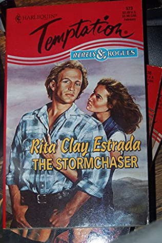 book cover of The Stormchaser