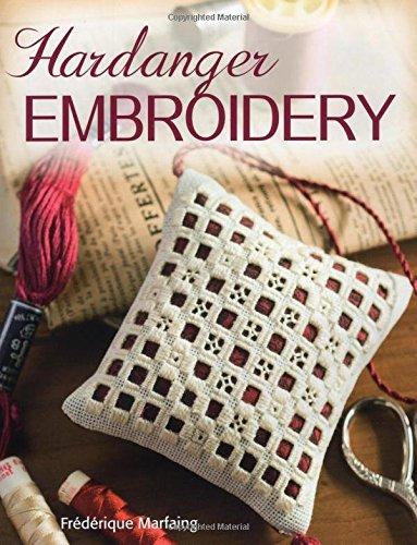 Hardanger Embroidery pdf epub