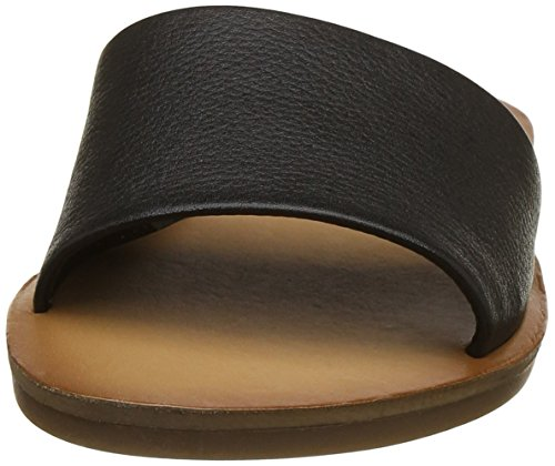 97 a Mujer Cu para Negro Sandalias Leather Black Aldo Brittny con wOnq7Cx8U