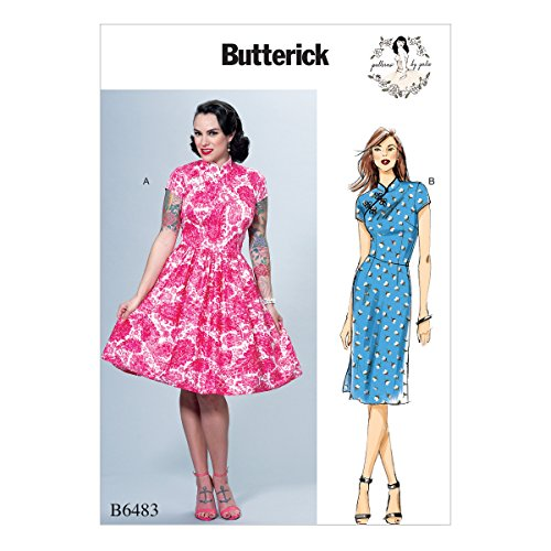 50s style dress sewing patterns - 9