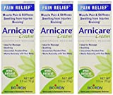 Boiron Arnica Cream - 2.5 oz (Pack of 3)