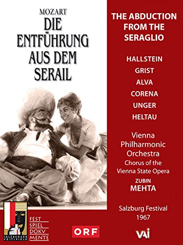 Mozart, The Abduction from the Seraglio (English subtitled) - Vienna Cast