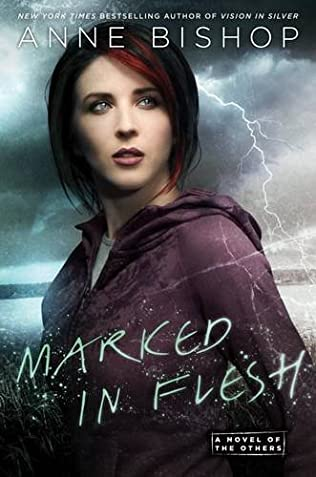 book cover of Marked In Flesh