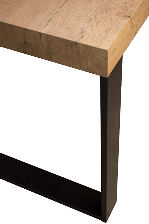 Itamoby, Mesa Extensible Tecno Premium 160- > 264 cm, Paneles de ...