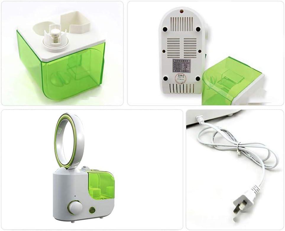CAOQAO - Ventilador sin Cuchilla de refrigeración de Aire de ...
