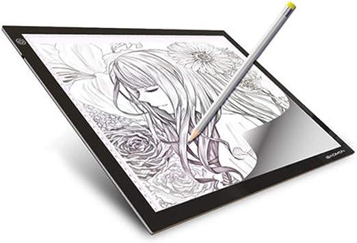 Tableta De Luz Mesa De Luz Dibujo A4 / A3 5mm mesa De Luz Dibujo ...