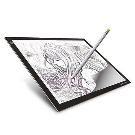 Tableta De Luz Mesa De Luz Dibujo A4 / A3 5mm mesa De Luz ...
