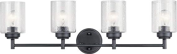 Kichler 45887BK Bathroom Fixtures Indoor Lighting