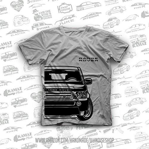 Range Rover Sport L320 Original T-Shirts 100% Cotton Free Shipping