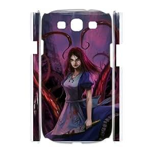 Samsung Galaxy S3 I9300 Phone Case Alice Madness Returns cf3855