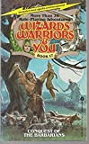 img - for Conquest of the Barbarians (Wizards, Warriors & You Ser., No. 17) book / textbook / text book