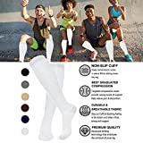 Bluemaple Compression Socks,(7pair) for Women & Men