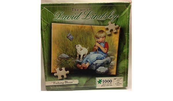David Lindsley 1959 Murray Champion 1000 Piece Jigsaw Puzzle by Karmin International