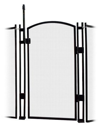 Adjust-A-Gate Steel Frame Gate Kit, 36 -60 Wide Opening Up to 7 High 2 Pack