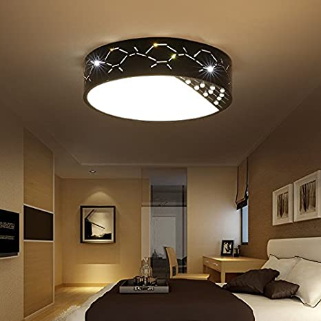 Nordic Simple Creative Living Room Ceiling Lamp Modern Remote Control Bedroom Ceiling Lights Warm Romantic Led Light Fixtures Back To Search Resultslights & Lighting Ceiling Lights & Fans