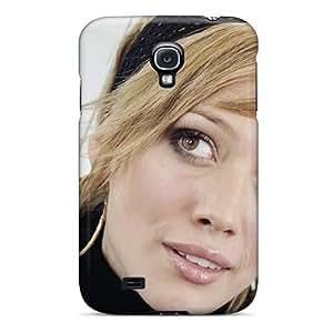 Hot Hilary Duff First Grade Tpu Phone Case For Galaxy S4 Case Cover