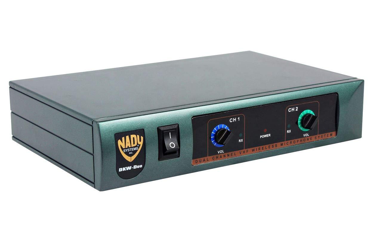 DBX 234S Stereo 2//3 Way//Mono 4-Way 2 Ch Crossover+Nady Wireless Mics+Headphones