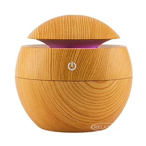 - Relaxus Mini Magic Mist Desktop Ultrasonic Aroma Diffuser & Humidifier