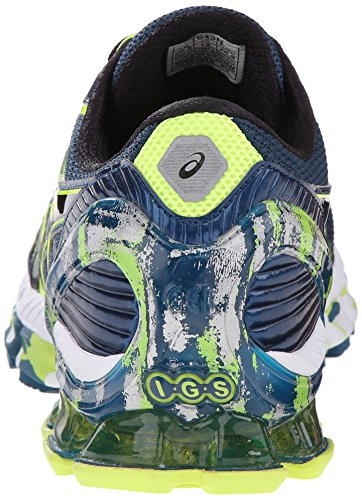 shipping discount authentic affordable cheap price ASICS Men's Gel Sendai 3 Running Shoe Ink/Black/Flash Yellow ycw1rp84O