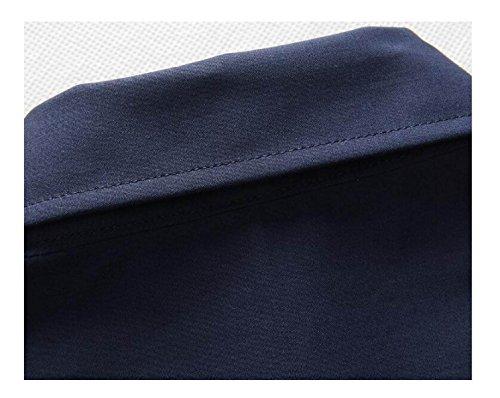 Multicolore Armygreen Augmentent Le Les En Chemises Type Occasionnel Longues À Chemise Pour Chlxi Manches Hommes Col Forme De x0w8TnadU